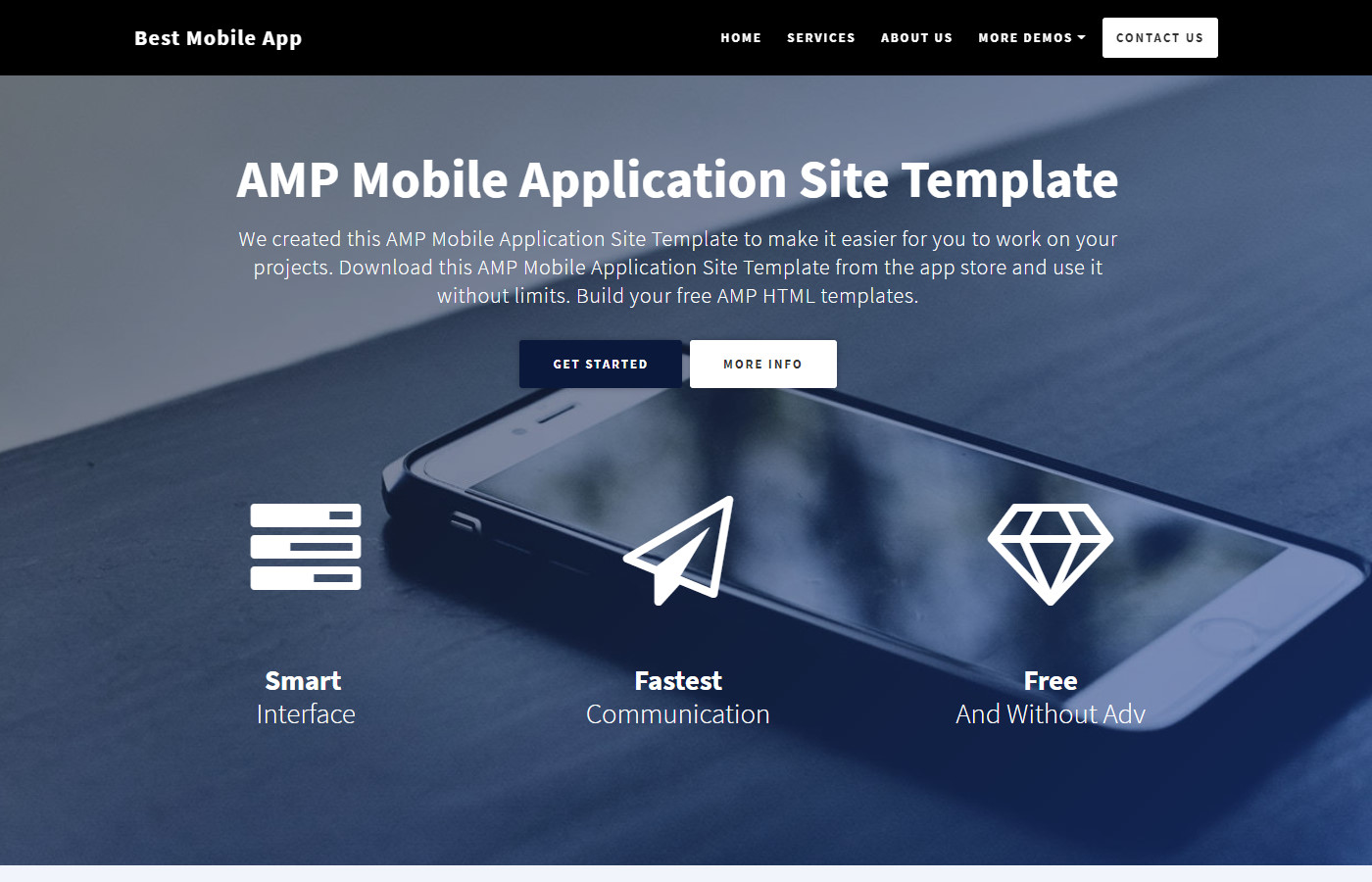 AMP HTML Advanced Examples, Codes, Tags